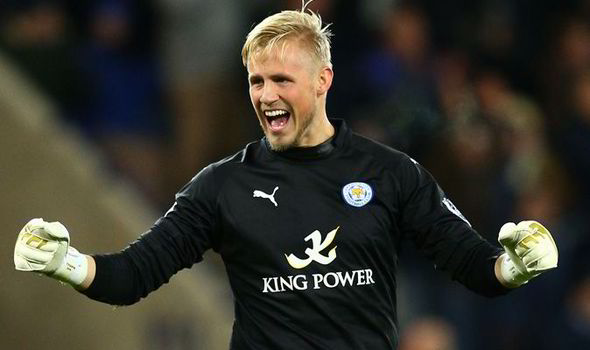 Image result for kasper schmeichel