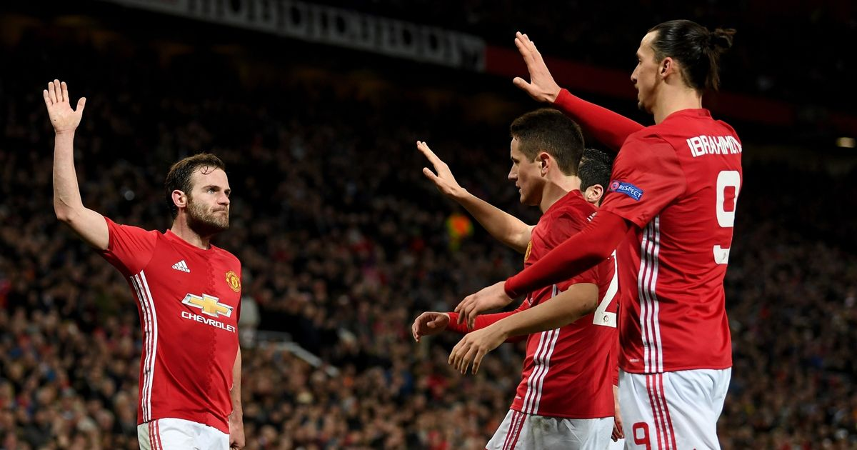 Image result for man united offence